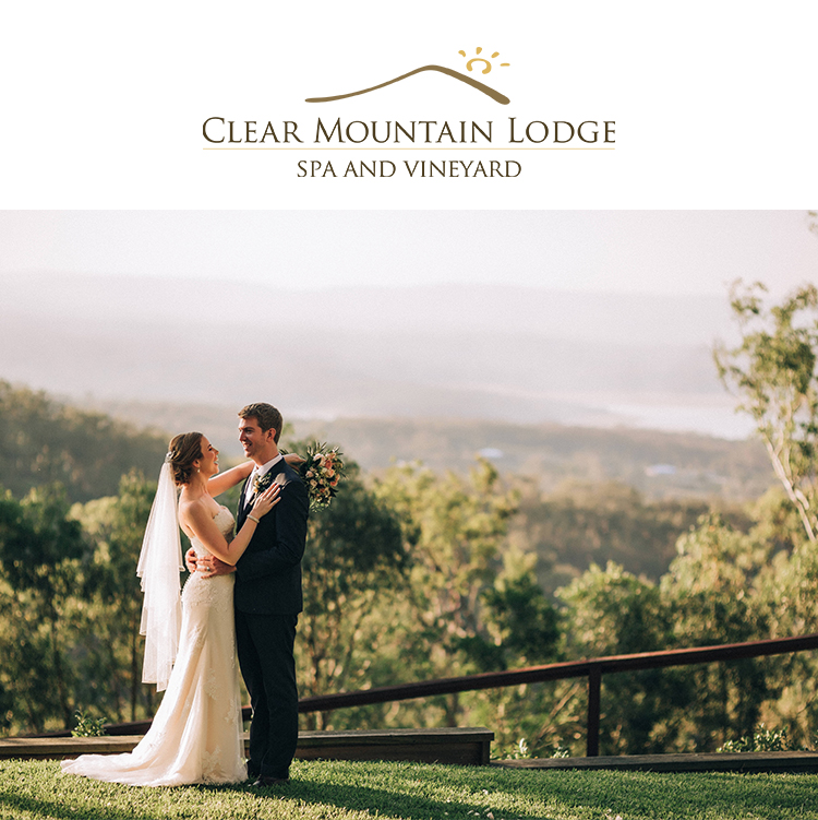 Clear Mountain Lodge Wedding on Weekends