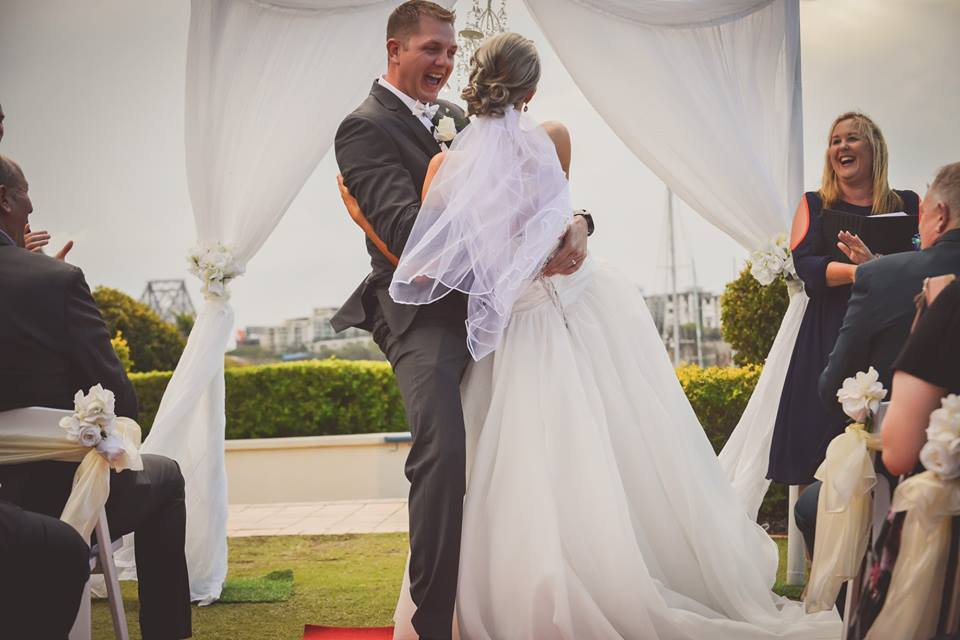Photo Credit; Shane Robson Photography Brisbane Celebrant Natasha Lewis