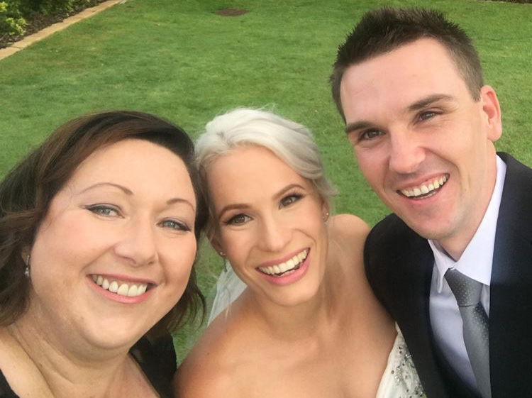 Krista Webb Celebrated Moments Brisbane Celebrant